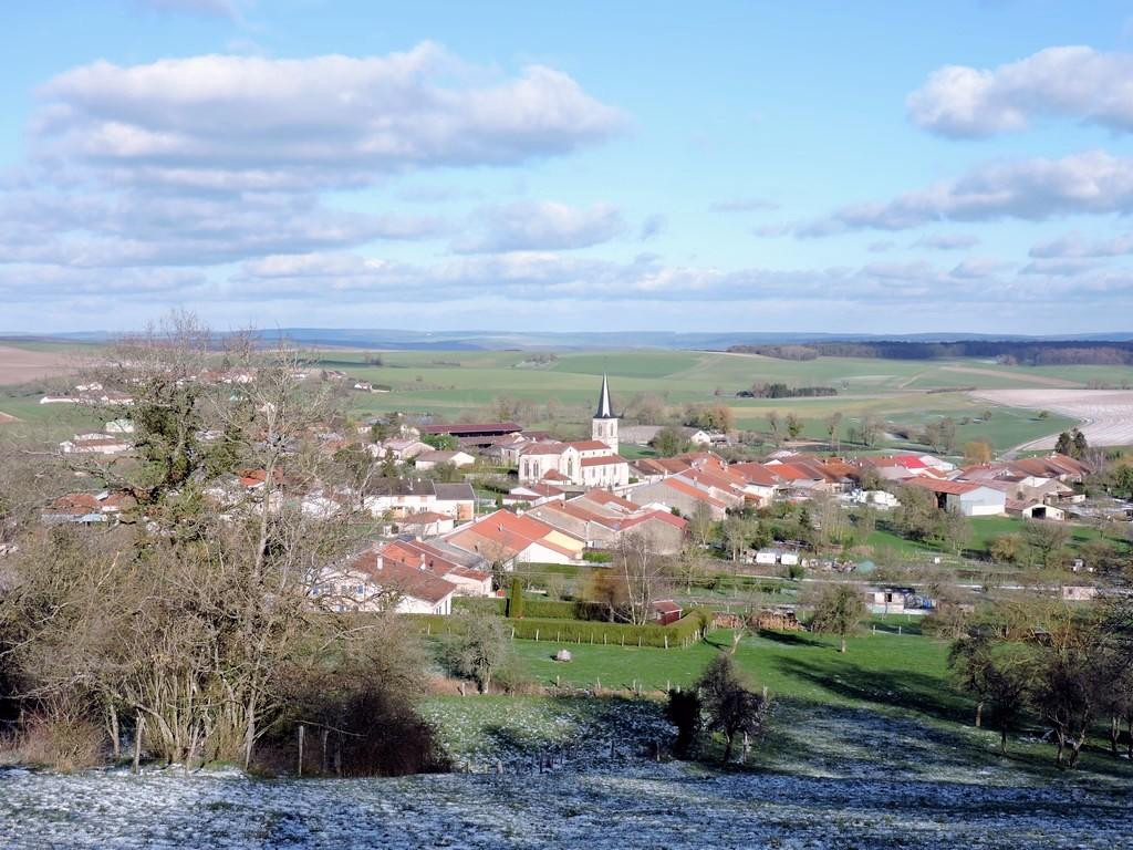 Bethelainville en hiver