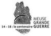 Logo Meuse grande guerre