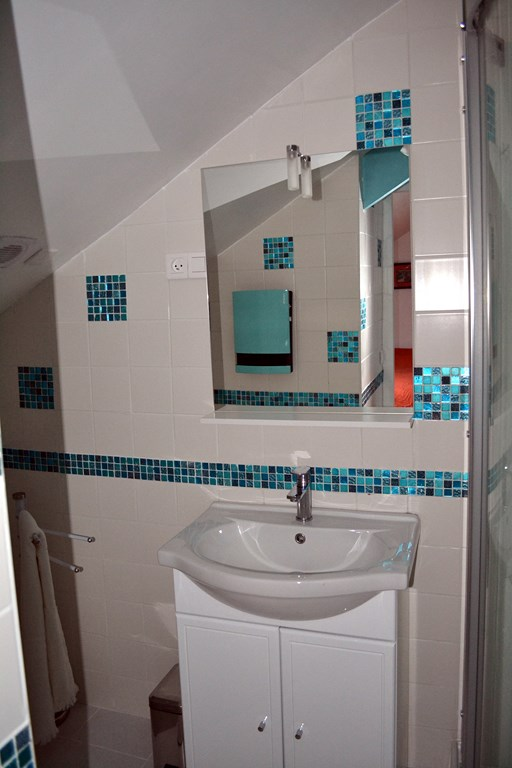 Petite salle de bain privée