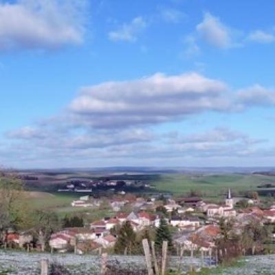 Vue panoramique de Bethelainville